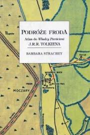 Ok�adka - Podr�e Froda. Atlas do W�adcy Pier�cieni