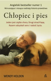 Ok�adka - Ch�opiec i pies
