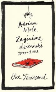 Ok�adka - Adrian Mole. Zaginione dzienniki 1999-2001