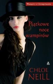 Ok�adka - Pi�tkowe noce wampir�w