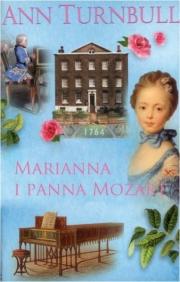Ok�adka - Marianna i panna Mozart