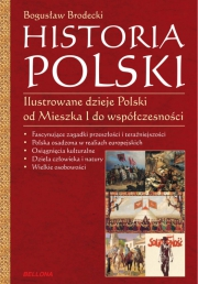 Okładka - Historia Polski
