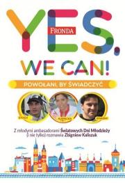 Ok�adka - Yes, we can! Powo�ani, by �wiadczy�