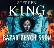 Okładka - Bazar złych snów. Audiobook