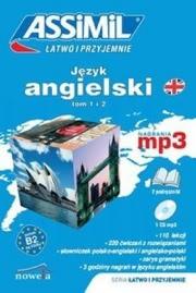 Ok�adka - J�zyk angielski �atwo i przyjemnie + 4 CD