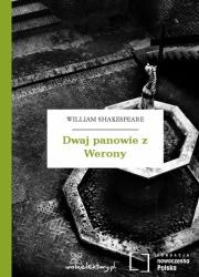 Ok�adka - Dwaj Panowie z Werony