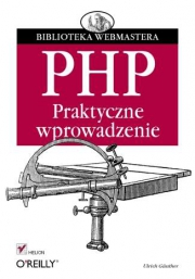 Ok�adka - PHP. Praktyczne wprowadzenie