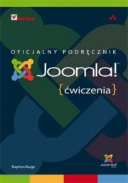 Ok�adka - Joomla! �wiczenia. Oficjalny podr�cznik