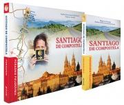 Okładka - Santiago de Compostela. Poradnik i Przewodnik pielgrzyma