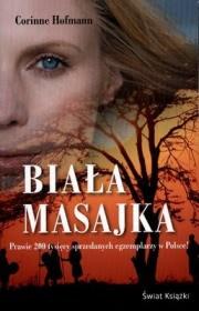 Ok�adka - Bia�a Masajka