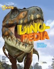 Okładka - Dinopedia
