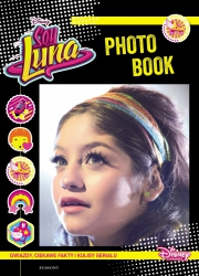 Okładka - Soy Luna. Photo book