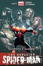 Ok�adka - The Superior Spider-Man: K�opoty z g�ow�, tom 3