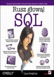 Ok�adka - SQL. Rusz g�ow�!
