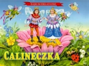 Ok�adka - Calineczka bajki rozk�adanki