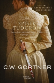 Okładka - Spisek Tudorów