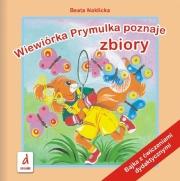 Ok�adka - Wiewi�rka Prymulka poznaje zbiory