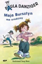 Okładka - Maja Bursztyn ma urodziny