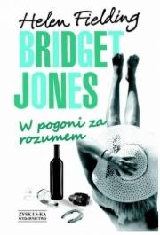 Okładka - Bridget Jones: W pogoni za rozumem