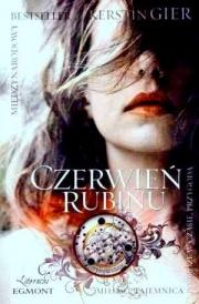 Ok�adka - Czerwie� Rubinu