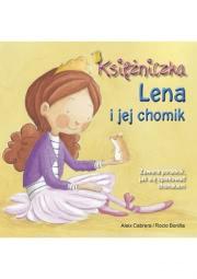 Okładka - Księżniczka Lena i jej chomik