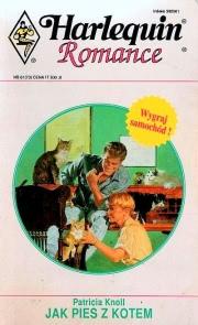 Ok�adka - Jak pies z kotem