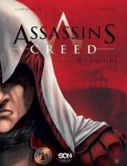 Ok�adka - Assassin`s Creed. Tom 2. Aquilus