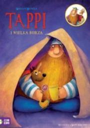 Ok�adka - Tappi i wielka burza