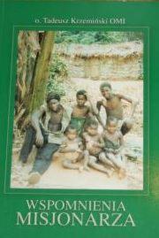 Ok�adka - Wspomnienia misjonarza
