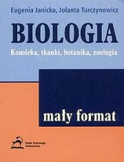 Ok�adka - Biologia. Kom�rka, tkanki, botanika, zoologia