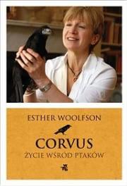 Ok�adka - Corvus. �ycie w�r�d ptak�w