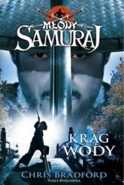 Ok�adka - M�ody samuraj. Kr�g Wody
