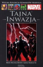 Ok�adka - Wielka Kolekcja Komiks�w Marvela - 55 - Tajna Inwazja