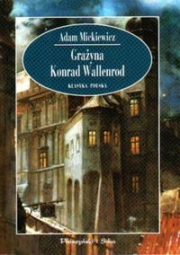 Ok�adka - Gra�yna. Konrad Wallenrood