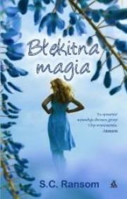 Ok�adka - B��kitna magia