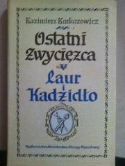 Ok�adka - Laur i kadzid�o
