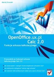 Ok�adka - OpenOffice.ux.pl Calc 2.0. Funkcje arkusza kalkulacyjnego