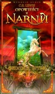 Ok�adka - Opowie�ci z Narnii. Ostatnia bitwa