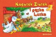 Ok�adka - Kogutek Ziutek i g�ska Lutka