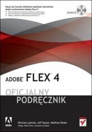 Ok�adka - Adobe Flex 4. Oficjalny podr�cznik