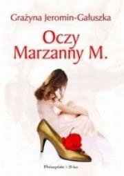 Ok�adka - Oczy Marzanny M.