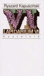 Ok�adka - Lapidarium VI