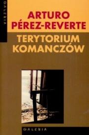 Ok�adka - Terytorium Komancz�w