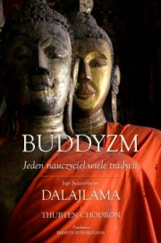 Ok�adka - Buddyzm. Jeden nauczyciel, wiele tradycji