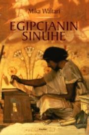 Okładka - Egipcjanin Sinuhe