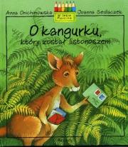 Ok�adka - O kangurku, kt�ry zosta� listonoszem