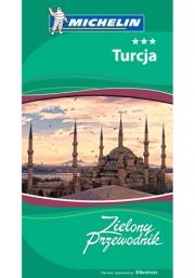 Ok�adka - Turcja. Zielony Przewodnik. Wydanie 1