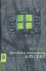 Okładka - Weronika postanawia umrzeć