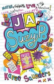 Okładka - Ja, Suzy P.