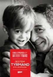 Ok�adka - Jestem Tyrmand, syn Leopolda